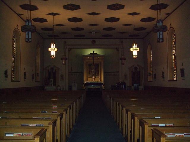 St. Francis Xavier Catholic Church, Gettysburg, PA