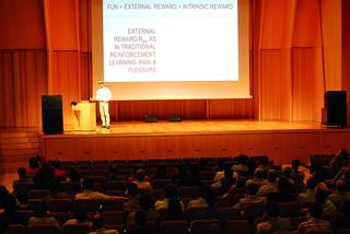 invited talk by professor Schmidhuber