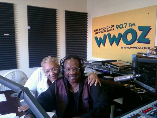 Show Host Brother Jess and Linda Wright