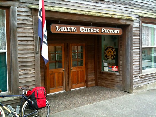 Loleta Cheese Factory