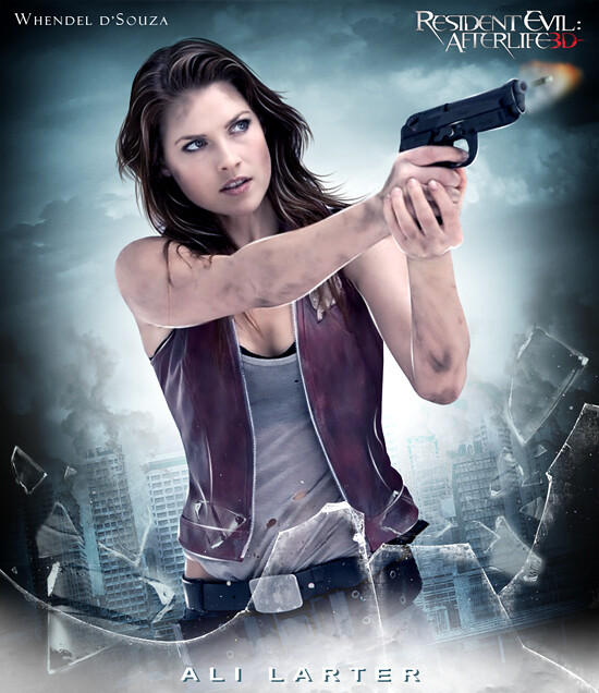 Claire Redfield Resident Evil Afterlife Whendel D Sou Flickr