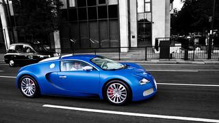 say cheese ! .......              Bugatti Veyron Bleu Centenaire....... | by Murphy Photography