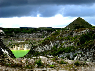 china clay pyramid | by essygie