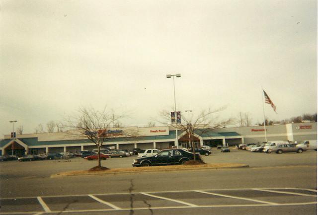 Burlington, NC Super K-Mart