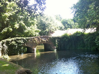 The bridge to Bibury Mill | by Tip Tours