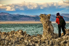 Photographing the Tufa at Mono Lake