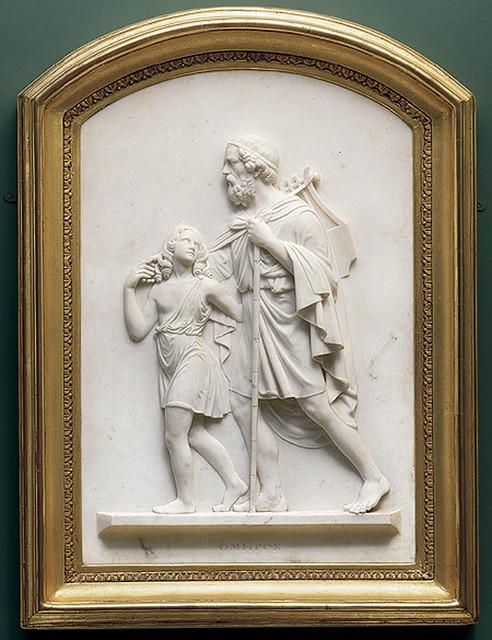 +1851 Homero y su guía
