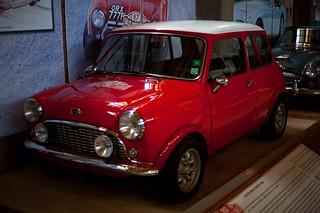 Austin Mini Rally Montecarlo 1964