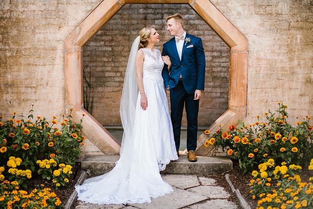 Wedding in Bok Tower Gardens El Retiro Pinewood Estate