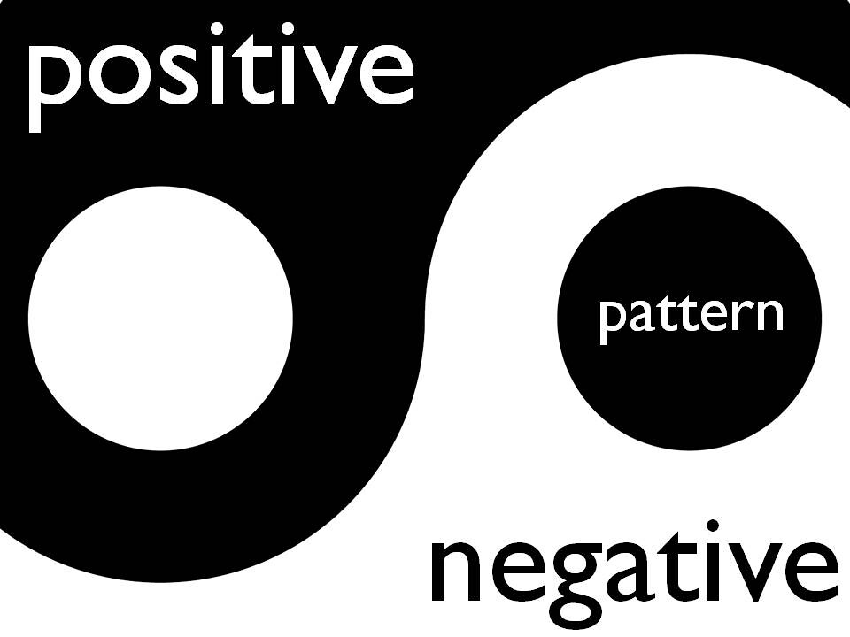 Pecha Kucha: Positive Negative Patterns