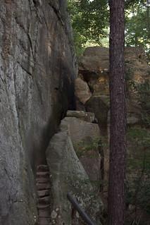 Steps - Natural Bridge, Kentucky | by **viv**