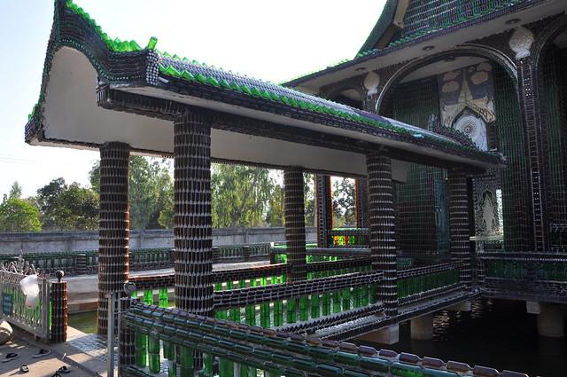 Wat Pa Maha Chedi Kaew temple, Sisaket
