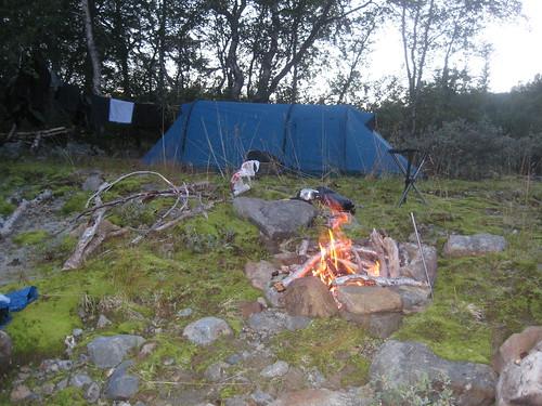 Tag4-Nachtlager Hamlagro Vatnet2 | by mopetenreiter