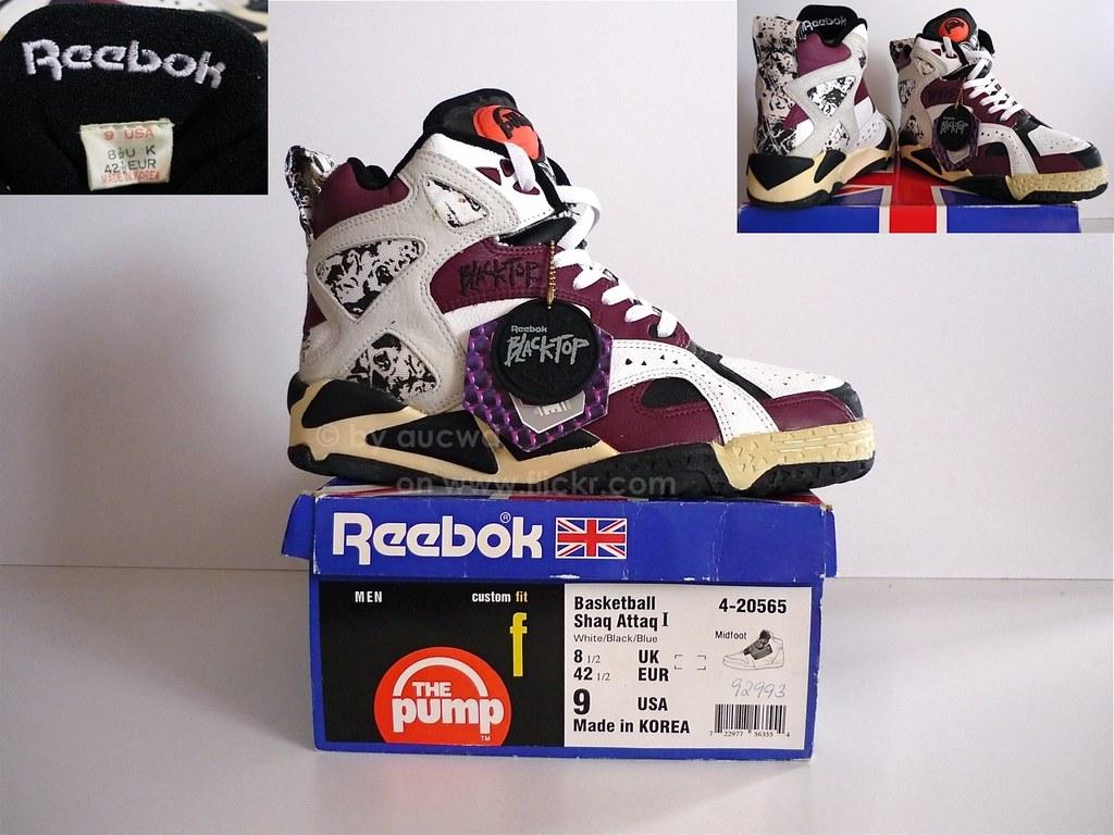reebok pump shoes 80s