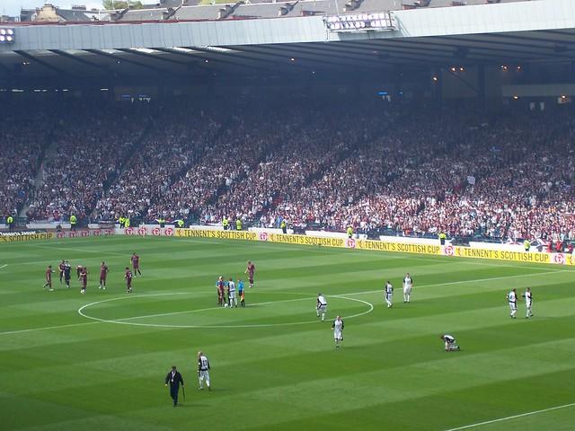 Hearts v Gretna, Scottish Cup Final, 13th May 2006, Hampden Park