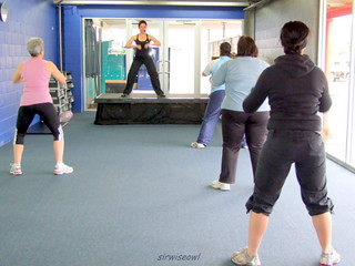 Kickboxing exercise will burn fat and build lean muscle | by sirwiseowl