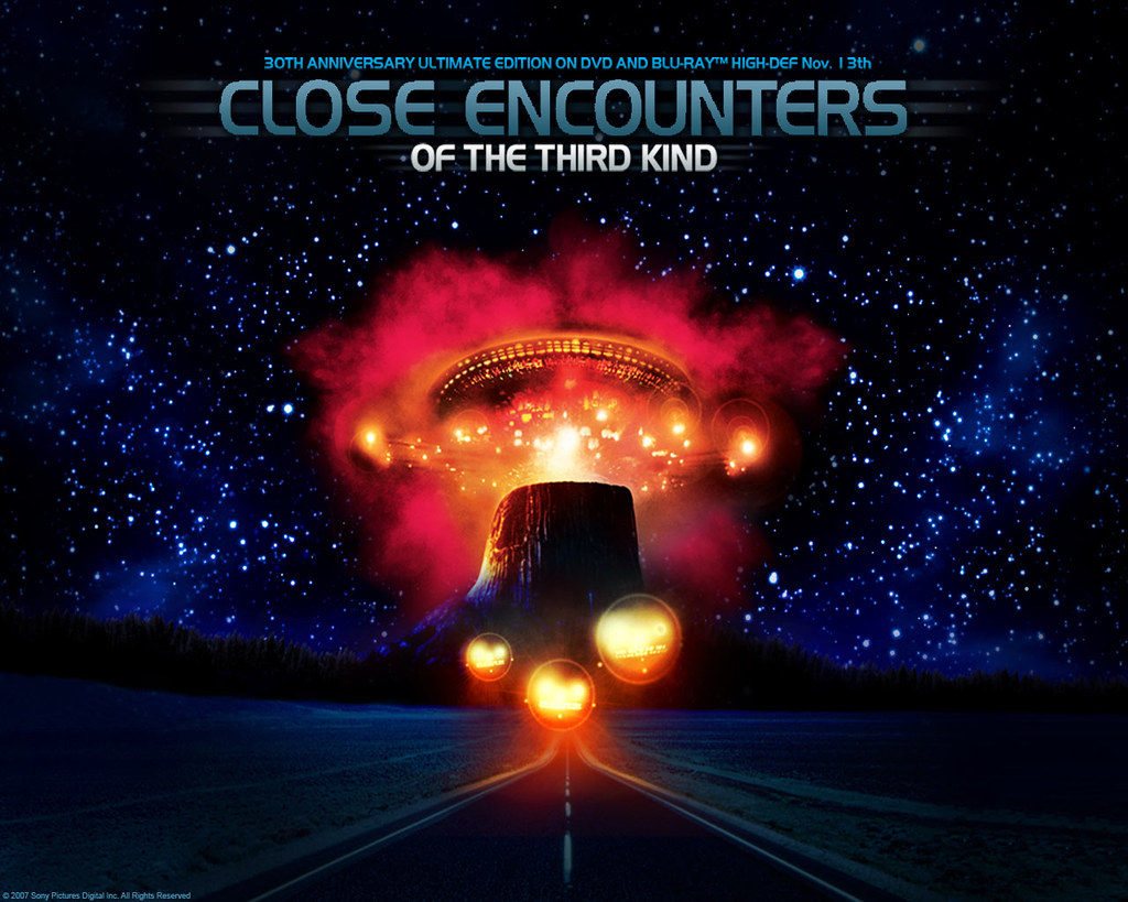 Close Encounters Of The Third Kind Wallpapers Flickr