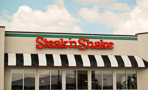 Steak'n Shake | by Elizabeth Albert
