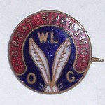 Great Gugnunc (WLOG) Wilfredian League of Gugnuncs - children%u2019s club badge (1927-1929)