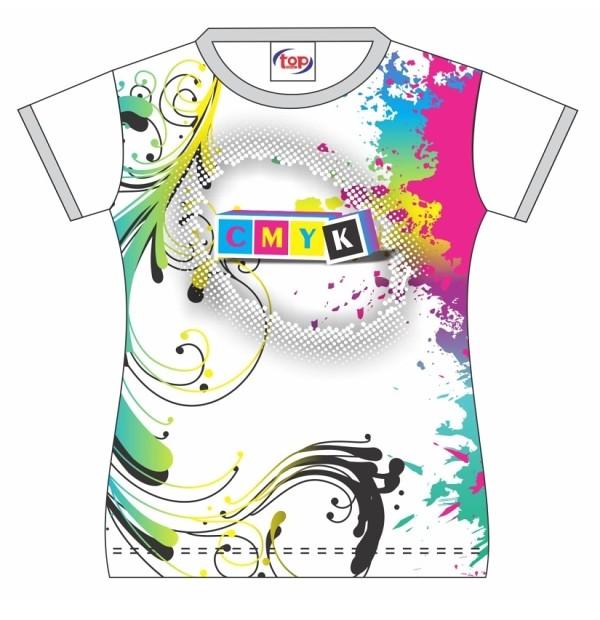 Modelo De Camisa Criação Livre Corel Draw André Lemos