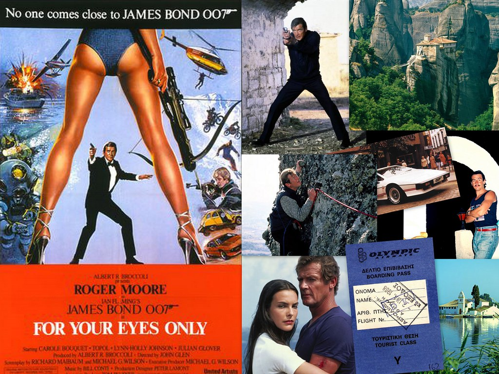 007 Locations For Your Eyes Only 1981 For Your Eyes O Flickr