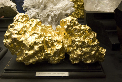 Gold Nugget | by Razmataz'