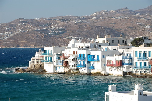 Little Venice, Mykonos | by annap980