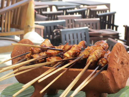 Satay at Jimbaran Bay | by Annie Mole