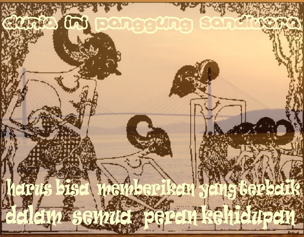 Dunia Panggung Sandiwara Free Design For Dige 5l4p3r