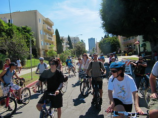 The First CicLAvia | by waltarrrrr
