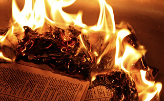 Book Burning | by Jason Verwey