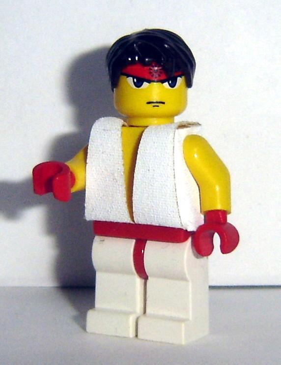HADOUKEN   Ryu as he appears in Street Fighter    Shilo