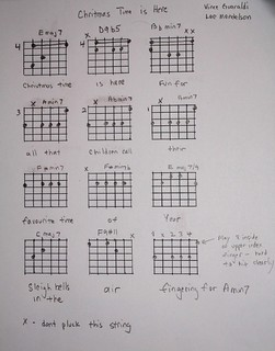 Christmas Time Is Here Chords.Christmas Time Is Here Chords This Song Was Written By Vin