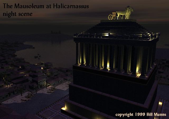-0353 Mausoleo de Halicarnaso(0tdl)