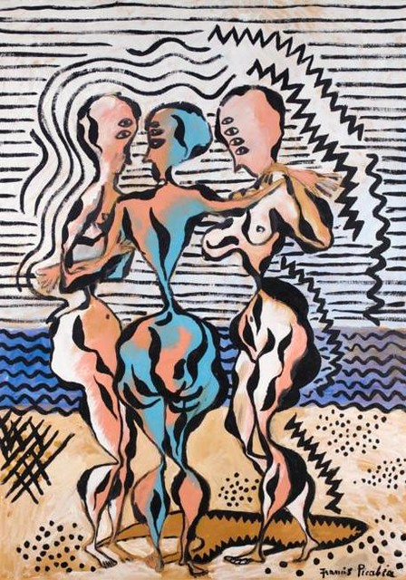 Picabia, Francis (1879-1953) - 1924-27 The Three Graces (Sotheby's London, 2005)