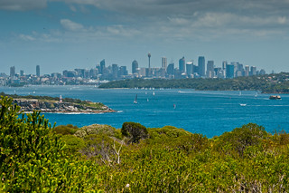 Central Sydney from North Head | by GOC53