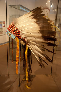 Eagle-feather head-piece | by quinet