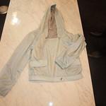 ナイロンジャケット TVCL06C11064 淡緑 ¥4,980