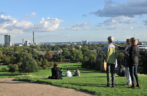 London Landmarks, Primrose Hill | by lo_ise