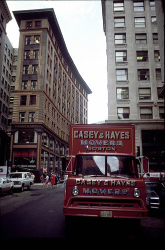 Casey Hayes moving truck | by Kevins' Collections