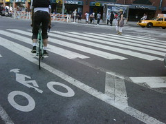 8th Avenue Class 1 Bike Lane