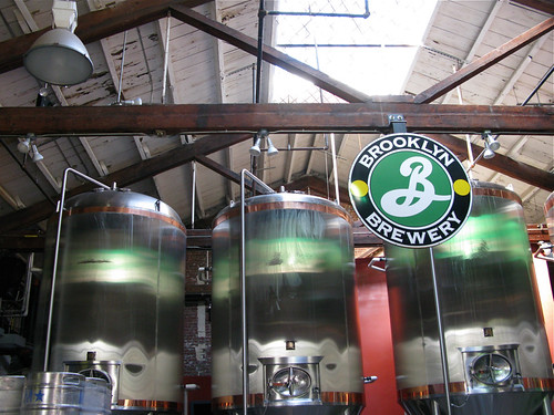 brooklyn brewery | by michelle grimord eggers