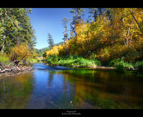 color fall southdakota blackhills creek river landscape interestingness interesting fallcolor scenic explore springcreek explored sceniclandscape awesomelandscape awesomephotography blackhillsofsouthdakota kevinaker kevinakerphotography beutifulphotography