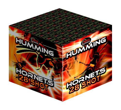 Epic Fireworks - Humming Hornets