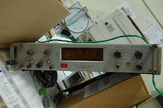 HP Electronic Counter