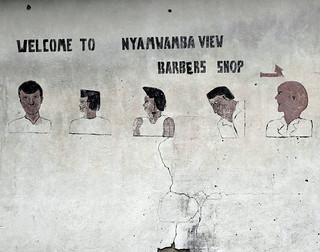 Nyamwamba View Barber Shop