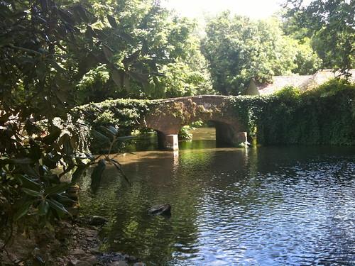The bridge to Bibury Mill | by Tip Tours