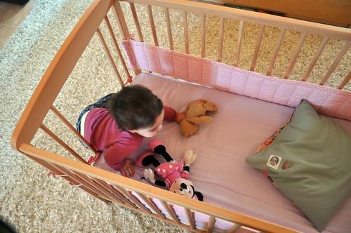 Lettino Montessori Fai da Te