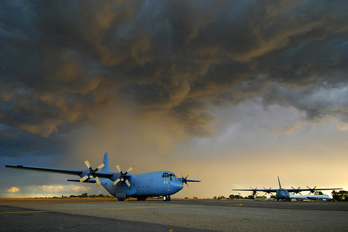 SA Air Force C130 | by AfrikaForce