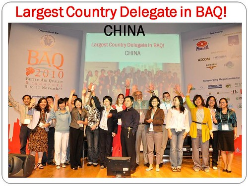 BAQ Awards China | by Clean Air Asia